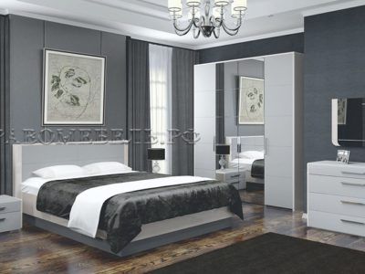 Спальный гарнитур «Вива»