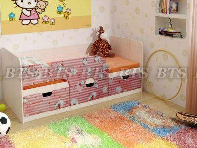 Кровать детская «Минима»