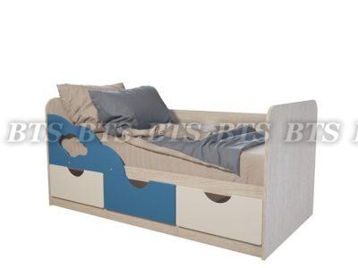 Кровать детская «Минима Скай»