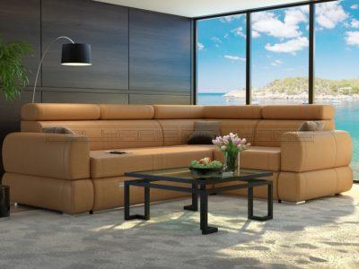 Угловой диван «Галатея»