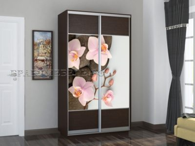 Шкаф «Честер 1200» (Орхидея)