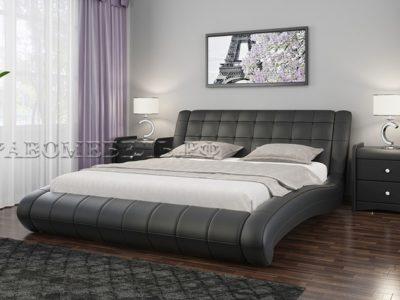 Кровати экокожа