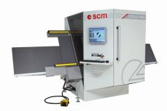 Универсальный сверлильно-пазовальный деревообрабатывающий центр SCM CYFLAX F900