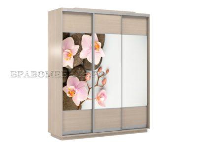 Шкаф «Честер 1800» (Орхидея)