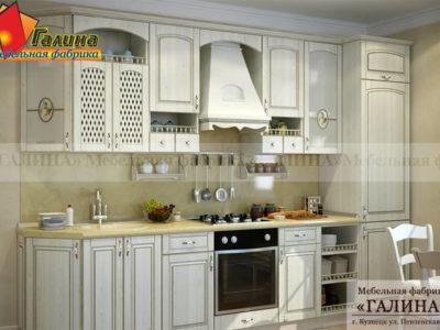 Кухонный Гарнитур Патина 011