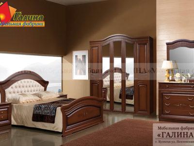 Спальный Гарнитур Патина 036