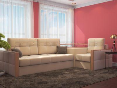 Угловой диван «Диамант А»