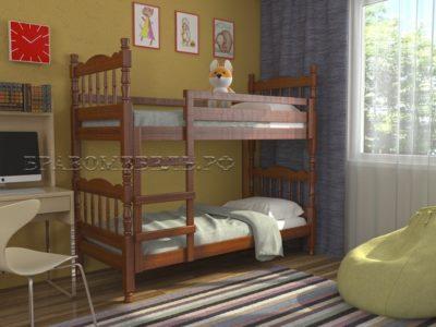 Кровать «Соня» орех