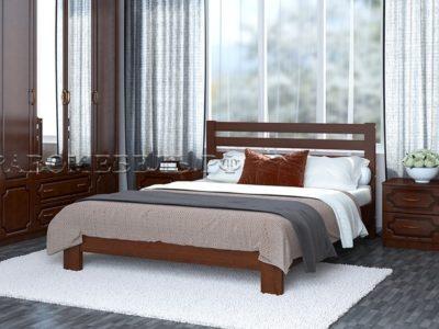 Кровать «Вероника» орех