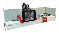 Универсальный сверлильно-фрезерный центр с ЧПУ Tech Z2
