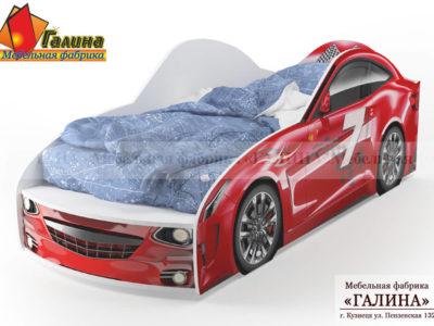 Кровать-Машинка