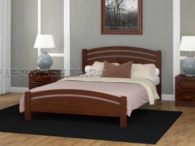 Кровать «Камелия-3» орех